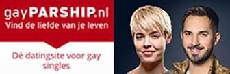 Bij gayParship de beste kans van slagen!