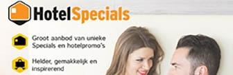 Hotel aanbiedingen bij HotelSpecials.nl