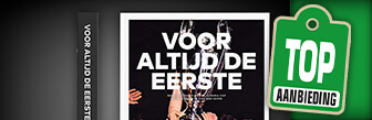 AD Webwinkel Feyenoord boek Voor Altijd De Eerste -29%