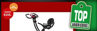 De SportTronic ST-X6 Hometrainer nu voor € 155,-