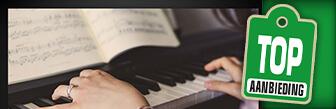 AD Webwinkel nu een online Pianocursus voor maar € 27,-