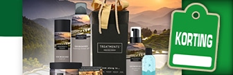 Treatments® giftbox nu met 65% korting
