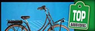 De Villette Le Robuste e-bike koop je nu voor maar € 889,-