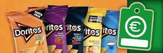 Bij Amazon hebben ze nu ook chips van Doritos