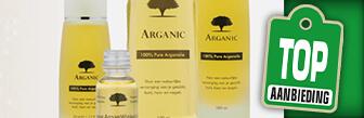 Arganwinkel nieuwe website met een groot assortiment