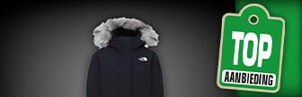 Bever koop de The North Face Arctic Parka Dames met korting