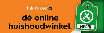 Bekijk de folder van Blokker bomvol met aanbiedingen
