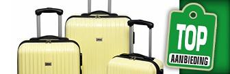 Koop een reiskoffer in de aanbieding bij Blokker