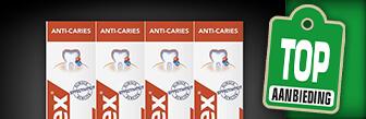 Elmex Anti Caries Tandpasta 4 x 75ml koop je nu bij Bol.com