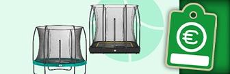 Een trampoline kopen met korting bij Bol.com