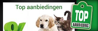 Brekz Top aanbiedingen de beste deals voor je huisdier
