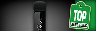 De Fitbit Inspire 2 met 1 jaar gratis Fitbit Premium bij Coolblue
