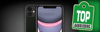 Apple iPhone 11 128GB zwart koop je voordelig bij Coolblue