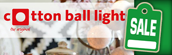 Bekijk de sale items van Cotton Ball Lights