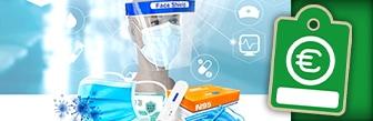 DealeXtreme bescherming tegen het Corona Virus