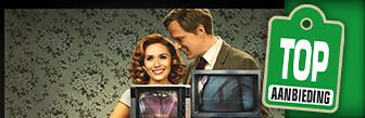 Bekijk de Marvel Studio serie WandaVision nu bij Disney+