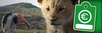 The Lion King is vanaf heden te zien bij Disney+