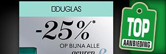 Vaderdag Tip: 25% korting op geuren en geursets bij Douglas
