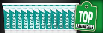Elmex tandpasta sensitive voordeelverpakking te koop