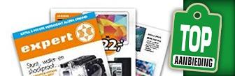 Bekijk de Expert Folder bomvol met aanbiedingen en deals