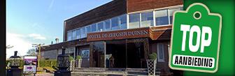 Boek nu Fletcher Hotel-Restaurant De Zeegser Duinen