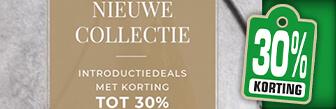 Introductiedeals bij Goossens Wonen & Slapen tot -30%