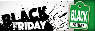 Heel veel korting tijdens Black Friday bij Greetz