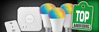 Smart Home starterset 5-delig nu voor € 49,- bij de Lidl