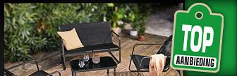 Koop nu de Florabest Loungeset online bij de Lidl