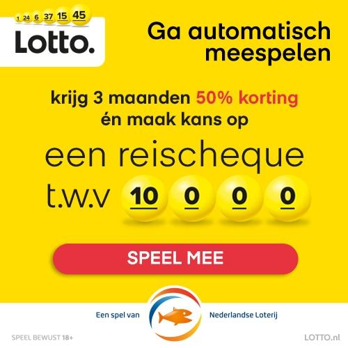 Lotto Prijzen Uitslag