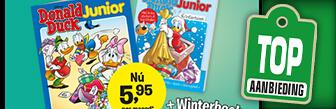 Donald Duck Junior nu tijdelijk voor maar € 5,95 per maand
