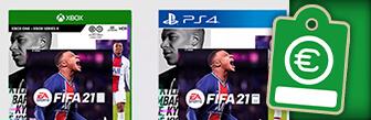 FIFA 21 is vanaf heden verkrijgbaar bij de Mediamarkt