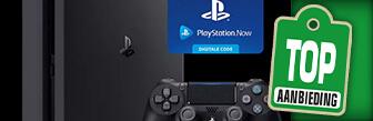 Mega Deal PlayStation 4 voor € 299,99 bij Mediamarkt