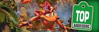 Crash Bandicoot 4 It's About Time nu verkrijgbaar bij Nedgame