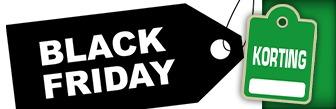 Black Friday het moment om een cursus te volgen bij NHA
