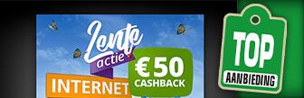 Lente actie van Online.nl nu tijdelijk met € 50,- cashback