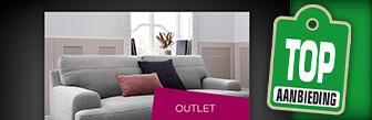 Otto woon outlet met kortingen tot 50% op heel veel meubels