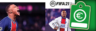 Koop vanaf heden je FIFA 21-punten online bij Startselect