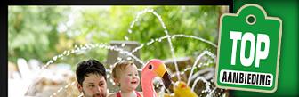 Boek nu een last minute vakantie online bij Sunparks met korting