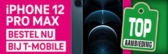 De Apple iPhone 12 Pro Max bestellen online bij T-Mobile