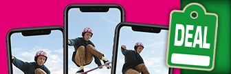 T-Mobile Unlimited onbeperkt internet, bellen en sms