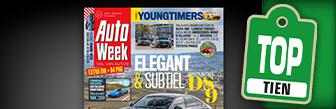 Het magazine AutoWeek lees je in de app van Tijdschrift.nl