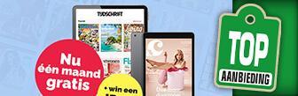 Tijdschrift.nl nu tijdelijk de eerste maand gratis lezen