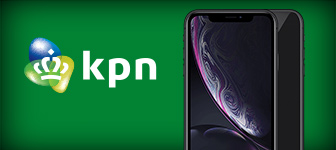 KPN iPhone XR 64GB