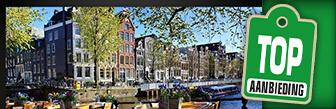 Hotels met terras vanaf € 28,- p.p. bij Voordeeluitjes.nl