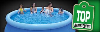 Voordelig een opblaas zwembad kopen bij Voordeelvanger