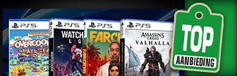 PlayStation 5 games kopen? Bekijk het aanbod van Wehkamp