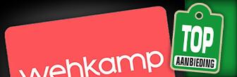 Koop een Wehkamp cadeaubon online met een waarde naar keus