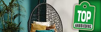 Bestel nu deze gave hangstoel Swing online bij Xenos