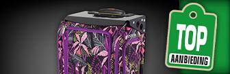 Züca Navigator carry-on wild orchid/zwart online kopen
